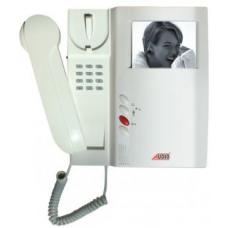 """001562 Basic Ekonomik 4"""" Siyah-Beyaz Tuş Takımsız Telefon"""
