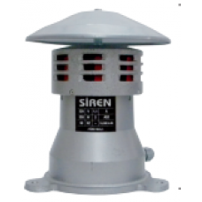 0042 200W 24VDC 50Hz 130dB Döküm Motorlu Siren