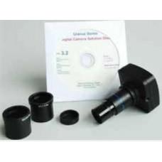 0703.03.02.03.39583 USB bağlantı software ile birlikte 5 Mpiksel Mikroskop Kamerası