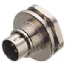 0904030002 2 Pinli 4 A 125 V Makine tip erkek konnektör