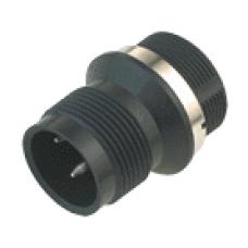 0904418104 4 Pinli 16 A 250 V AC Makine tip erkek konnektör