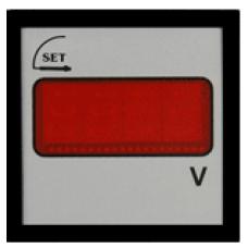 AC Dıgıtal Voltmetre