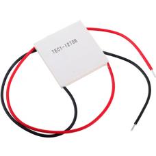 TEC1-12706 12V 72W Soğutucu Termoelektrik Soğutucu Peltier