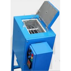 ASTKF125 4200 W 220-380 V AC 125 Kg lık Tozaltı Kaynak Tozu Kurutma Fırını