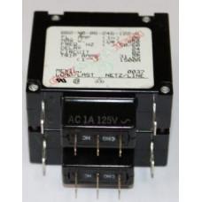 25 A AC-DC Çift kutuplu Termikli Tip Otomatik Sigorta