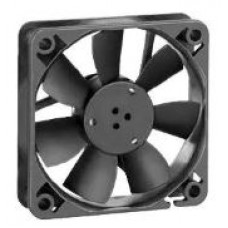 612F 1 W 12 V DC 60 x 60 x 15mm 3900 rpm 27 d B A Kompakt Fan
