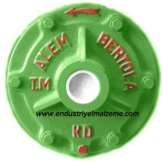 120205 3HP 380 V 2 Kademe Alem Bertola Satrifüj su Pompası
