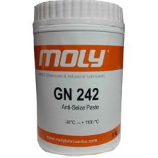 Moly GN 242 +1100C Bakırlı Cıvata ve Montaj Macunu