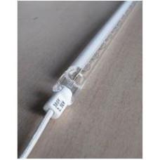 20375z751000 1000 W 220 V AC 75 Cm RS7 Pinli Kısa Dalga Infrared Lamba