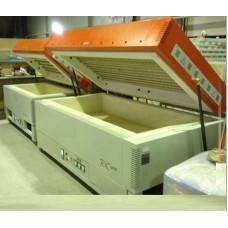 RC450 16 kW 380 V AC 100 x 150 x 30 cm Füzyon Cam Fırını Collection