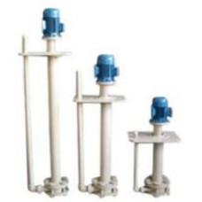 AY-9-2D Basma kapasitesi,32 m3-h Basma yüksekliği ;1.9 ms Yataklı Dik Şaftlı Asit Pompası-Vertical Pumps