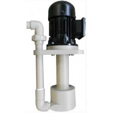 AY-8YD 50 W Max Kapasite,20 m3-h max.basınç i ;1.6 mt s Yataksız Dik Şaftlı Asit Pompası-Sealless Vertical Pumps