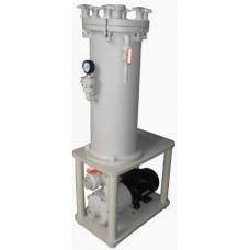 PPF-7 7Kartuşlu Korozyona Dayanıklı Paslanmaz Filtre-Filters