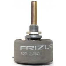 R20 2K2 20 Watt Frizlen Alman malı Reosta