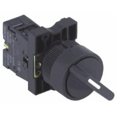 22-10X-21 0-1 Kalıcı 1NO 22 mm Kısa Mandal