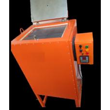 ASTKF250 6650 W 220-380 V AC 250 Kg'lık Tozaltı Kaynak Tozu Kurutma Fırınları
