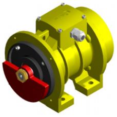 VE 2-1500,3000 rpm-2 Kutuplu ve 1500 rpm-4 kutuplu Konvertörlü Vibrasyon Motoru