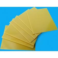 3240 Epoksi Sarı Levha
