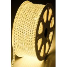 5050 Tek Çip Gün İşığı 220 V AC 100 mt Hortum Led
