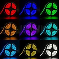 5050 Iç Mekan 5 mt 60 Led RGB