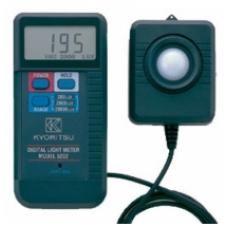 KYORITSU MODEL 5202 Lüxmetre