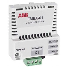 ABB FMBA-01 Modbus Adapter for ACS355 (+K458) Ethernet  haberleşme kartı