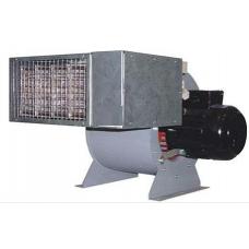 9000 W 380 V AC 1350 m3/h Sanayi Tipi Fanlı Isıtıcı