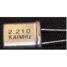 9041,2.210Mhz Kuartz,Kristal
