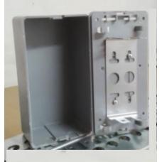 ASOK-104 20 lik Dahili Kilitsiz Telefon Montaj Kutusu