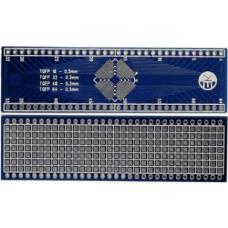 140212104470 0.5MM TQFP-3 PCB Dönüştürücü Kartı