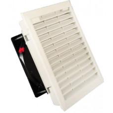ASQFF1500 48 V DC 0.16 A 108 m3/saat 150 x 150 x 53 mm Pano Havandırma Fanlı Filtresi