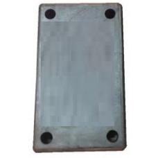 ATU1000800200TİP 1000 x 800 x 200 mm Alın Tipi Usturmaça