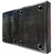 ATU3010138TİP 300 x 100 x 1380 mm Alın Tipi Usturmaça
