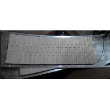 ATYP.CH.400 400 W 220 V AC Seramik Yalıtımlı Kalıp İçi Rezistansı