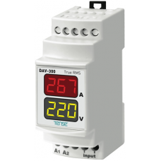 DAV-300 2 A ~250 A Dijital Ampermetre