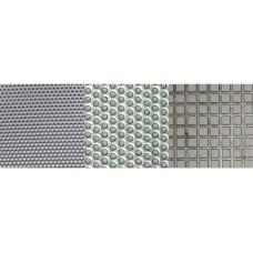 DKP200101 2000 x 1000 x 1,00 mm DKP Perfore Paslanmaz Delikli Saç