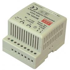 DR-45-24 45W 24V 2.0A Ray Montaj Monofaze Güç Kaynağı