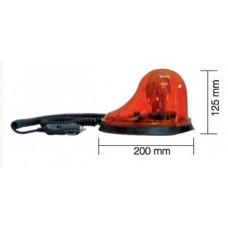 DRMDM.4 Mıknatıslı ve Çakmaklı  Led'li Oto Tipi Tepe Lambası
