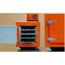 EKF 20 PB 20 PRG 20 Paketlik Program Kontrollü Kaynak Elektrodu kurutma Fırını