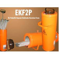 EKF2P 2 Paketlik Kaynak Elektrodu Kurutma Fırını