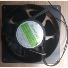 170x170x51mm HBL 220VAC 0.23A Ball Bearing Fan