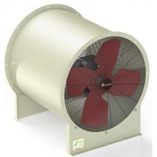 FAK-30 0,37 kW 220-380 V 1400 d-dk 300'lük Harici Motorlu Duman Tahliye ve Egzoz Fanı