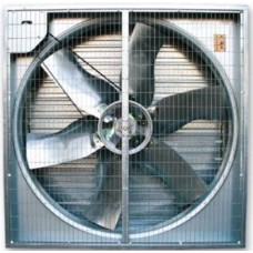 FHF-100 0,37 kW 1400 Devir 10500 m³ Tavuk Çiftliği ve Sera Fanı