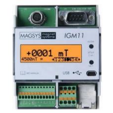IGM11, MAGSYS Gaussmetre