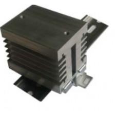 HRM 1 Faz 5-10-25 A 46 x 60 x 60 mm Ray Montajlı SSR Soğutucu