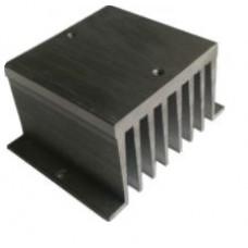 HS60 1 Faz 5-10-25 A 77 x 60 x 40 mm SSR Alüminyum Soğutucu