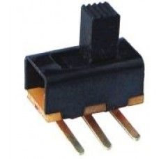 IC-206 ON-OFF 3P 90° PCB Slide Switch