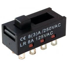 IC-211 0-1-2 8P Slide Switch
