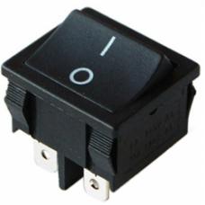 IC-127 ON-OFF 4P Orta boy Işıksız Anahtar