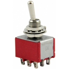 IC-148A ON-OFF Ø6mm Toggle Switch